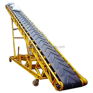 stainless steel lifting wire belt band conveyor