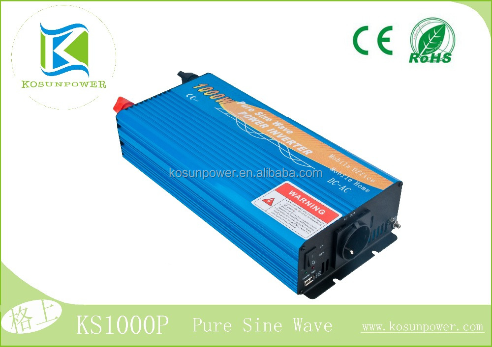 ks1000p pure sine wave power inverter providing green energy