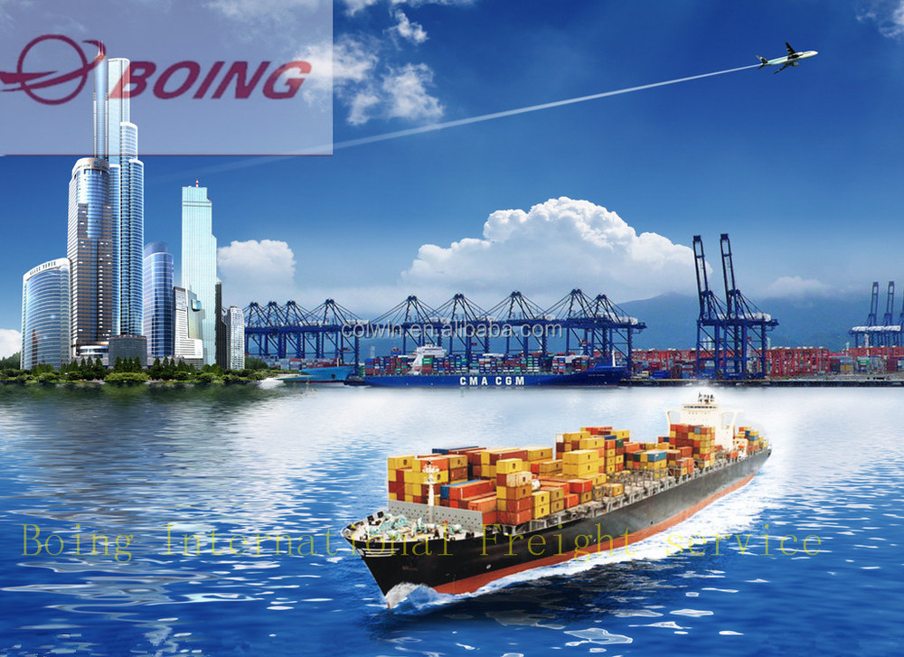 Cheap sea/ocean freight shipping rates/forwarder agents service to COCHIN from China (skype:boing katherine)