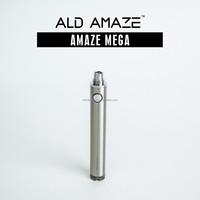 New product evod ceramic heating element vaporizer bottom coil hookah pen evod