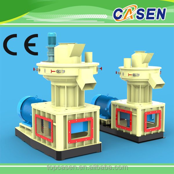 rice husk/peanut shell pellet mill prices CE straw pellet machine