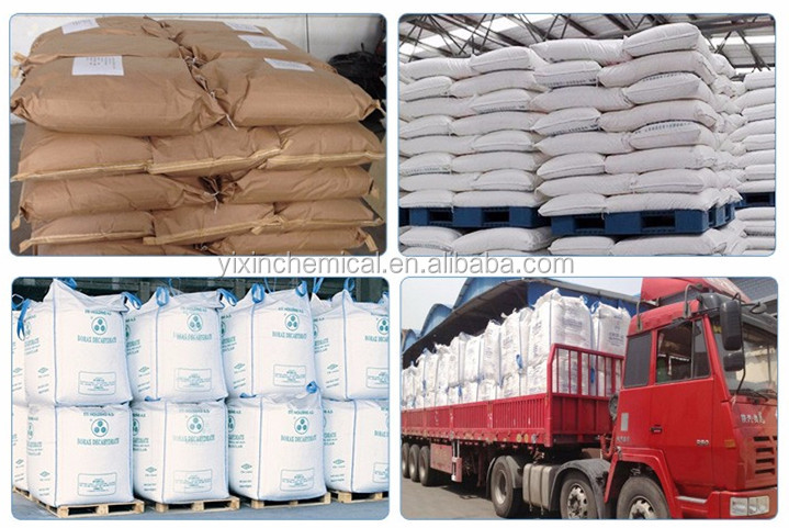 Yixin sodium percarbonate company for making man-made cryolite-4