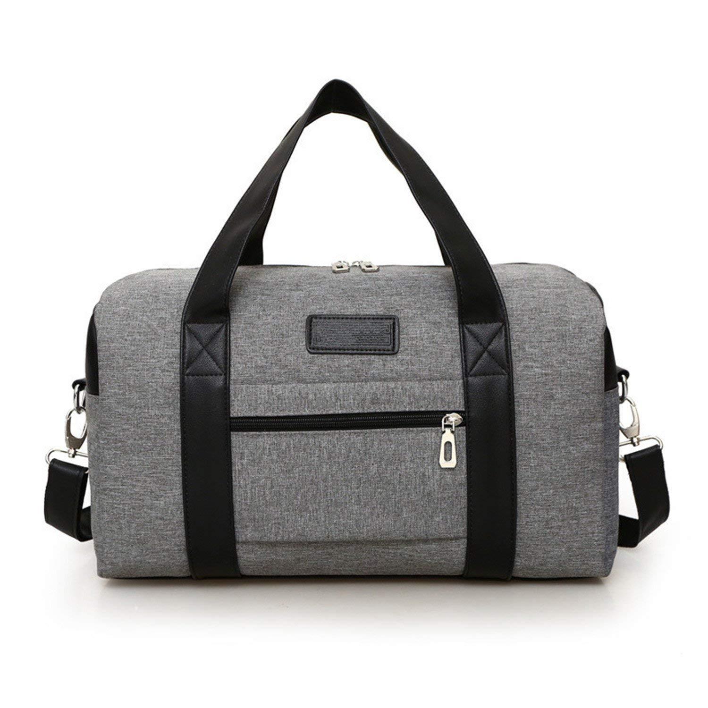 b04f1886db86 Sam Stilwell Gym Bags Canvas Shoulder Bag Outdoors Sport Men Women Shoulder  Fitness Gymsack Man Male
