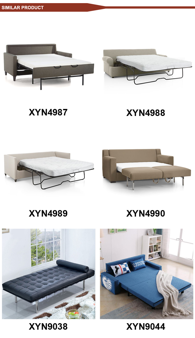 wholesale modern french style sleeper sofa bed