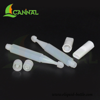 2ml wholesale 100% pure essential oil dropper bottles from ECANNAL