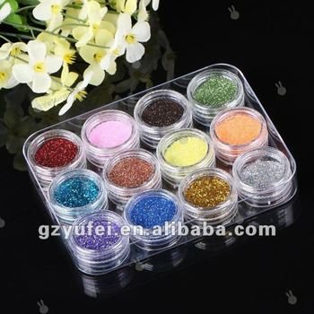 Best Quality Glitter Acrylic Nail Powder - Buy Glitter Acrylic ...