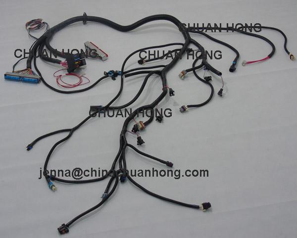 ls 1 ls 6 engine transmission wire harness for 97-02 camaro, firebird,
