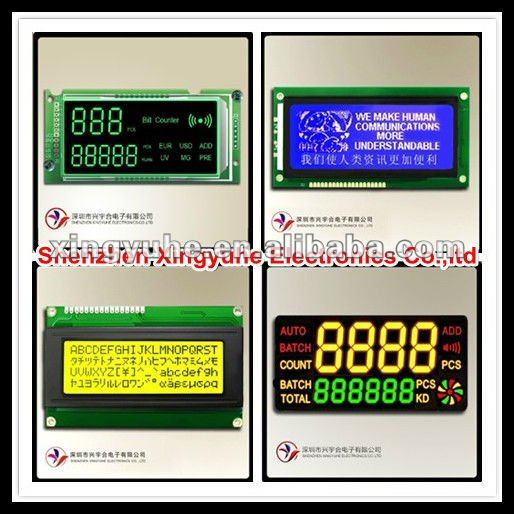 Dot matrix módulo de display lcd 122x32 módulo gráfico do lcd