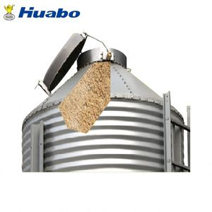 Poultry Farm Soybean Bran Storage Silo and Grain Silo for Feed Storage for Sale