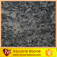 Good quality precut steel grey granite countertop
