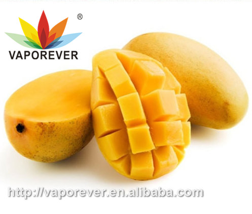 2016 Natural malaysia mango flavour concentrated liquid fruit flavors for making vaporizer oils or vapor juice