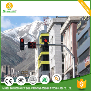 credible Automatic control 300mm led traffic light traffic signal light
