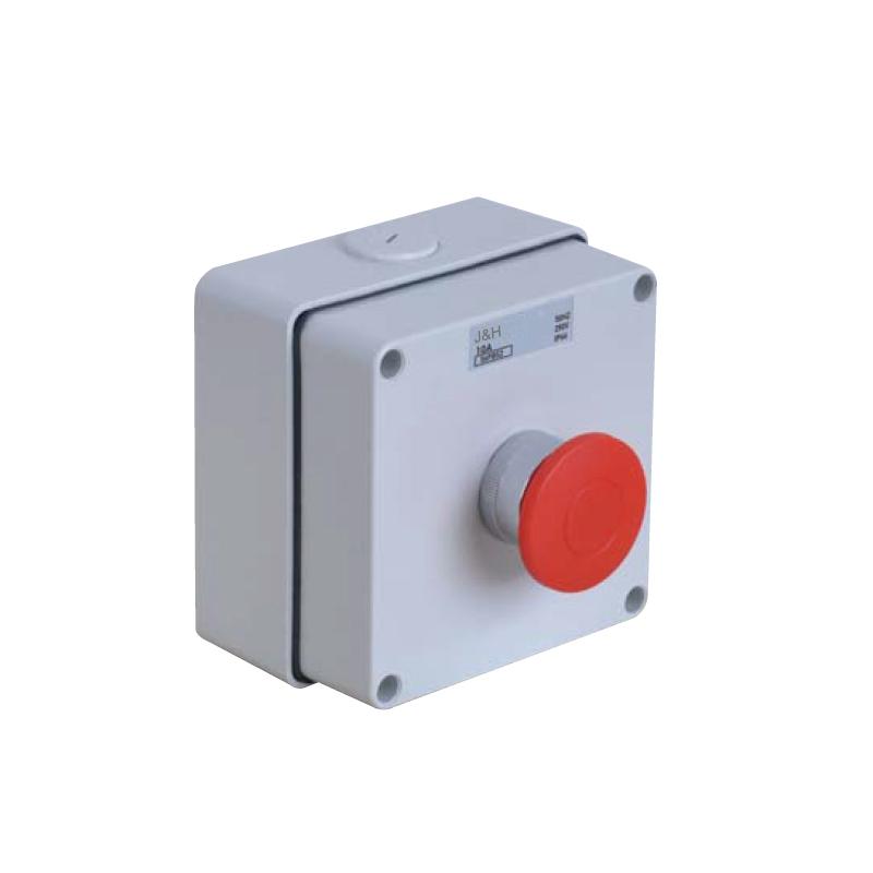 china supply australian standard  IP66 waterproof momentary push button switch control start station