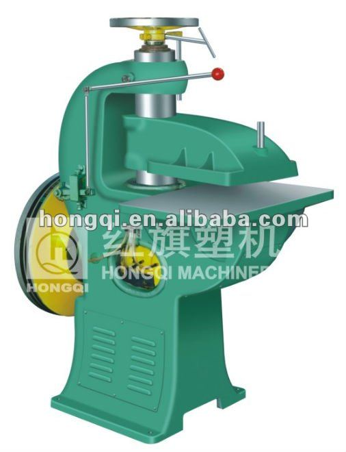 flat bag handle cutting punching machine