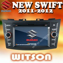 WITSON SUZUKI SWIFT 2012 IN CAR ENTERTAINMENT GPS with SD card for Music and Movie