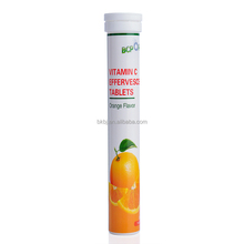 Vitamin C tablet Contract Manufacturer,GMP vitamin c effervescent tablet