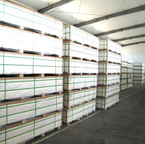 Blanco 6mm material de construcci n mgo tablero de xido - Material construccion barato ...