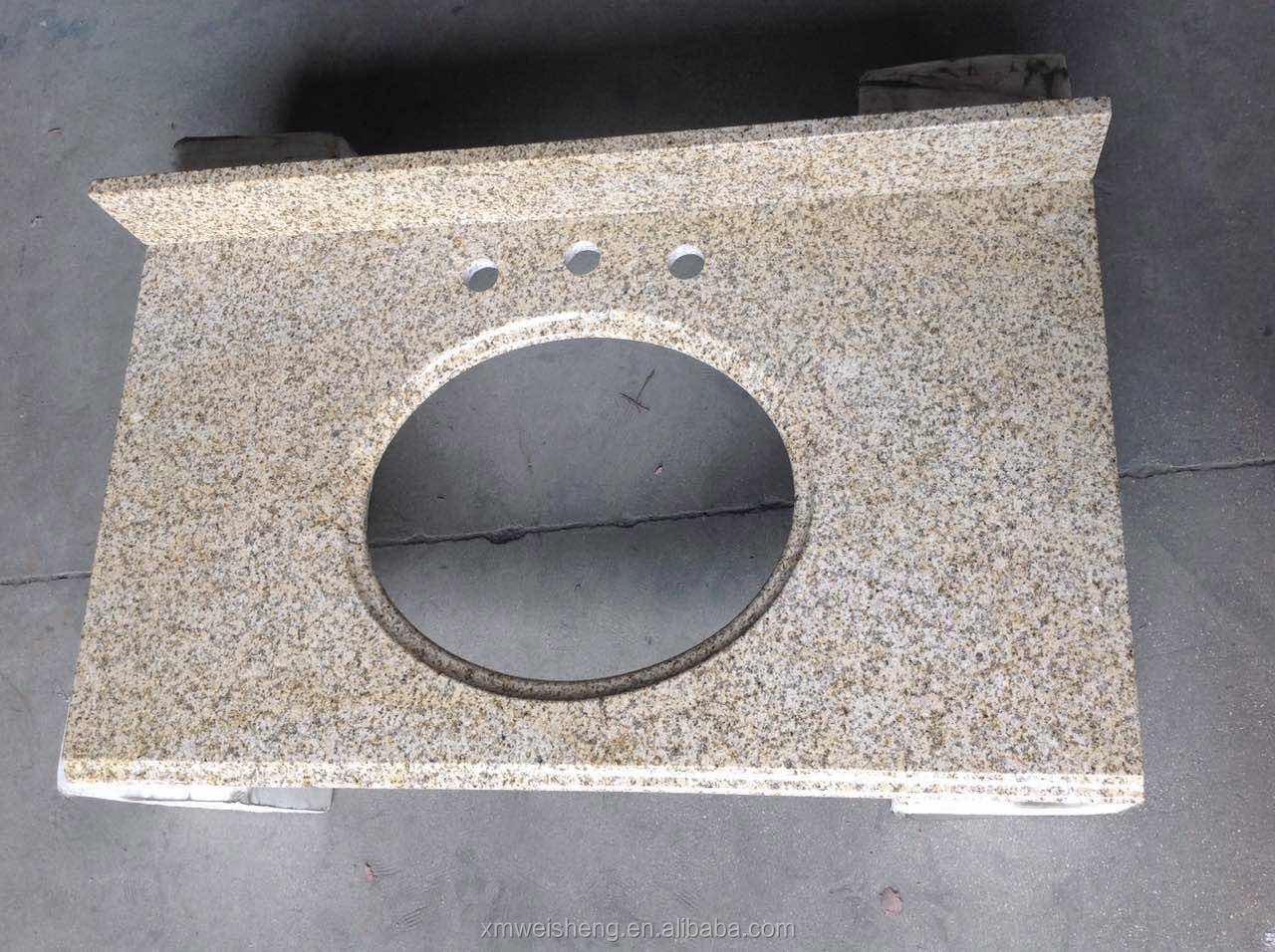 Factory countertop granite kitchen work table bathroom vanities wholesale price