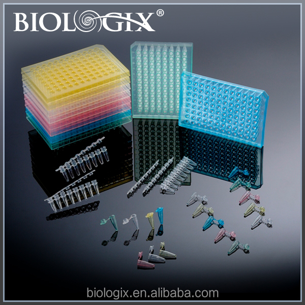 disposable PCR Tubes with 96well plate