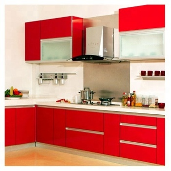 Decorative Painted Tempered Glass Cabinet Doors - Buy ...