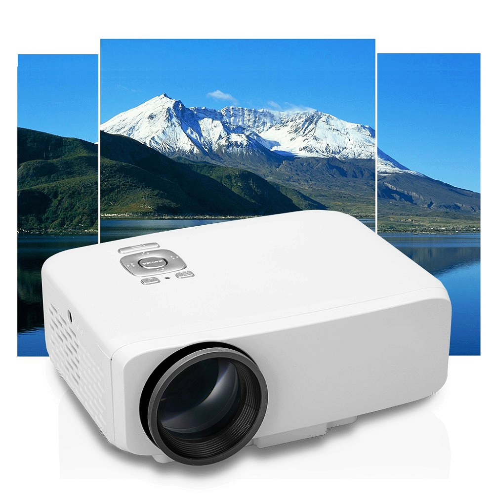 Wholesale vivibright projector home theater 1080P 1800 lumens GP9S mini led projector