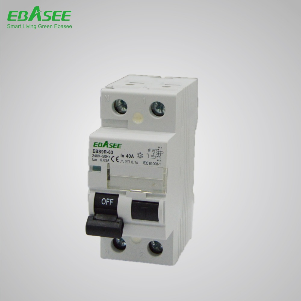 Over Voltage Protection 50a 63a 500ma Elcb/rccb/rcbo - Buy Residual Current  Circuit Breaker,40a 4p 30ma Rccb,16a Elcb Rccb Product on Alibaba com