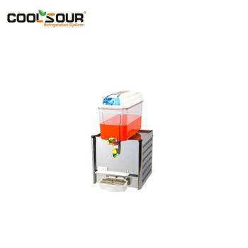 COOLSOUR Automatic juice dispenser/cold drinking machine/beverage dispenser with low price
