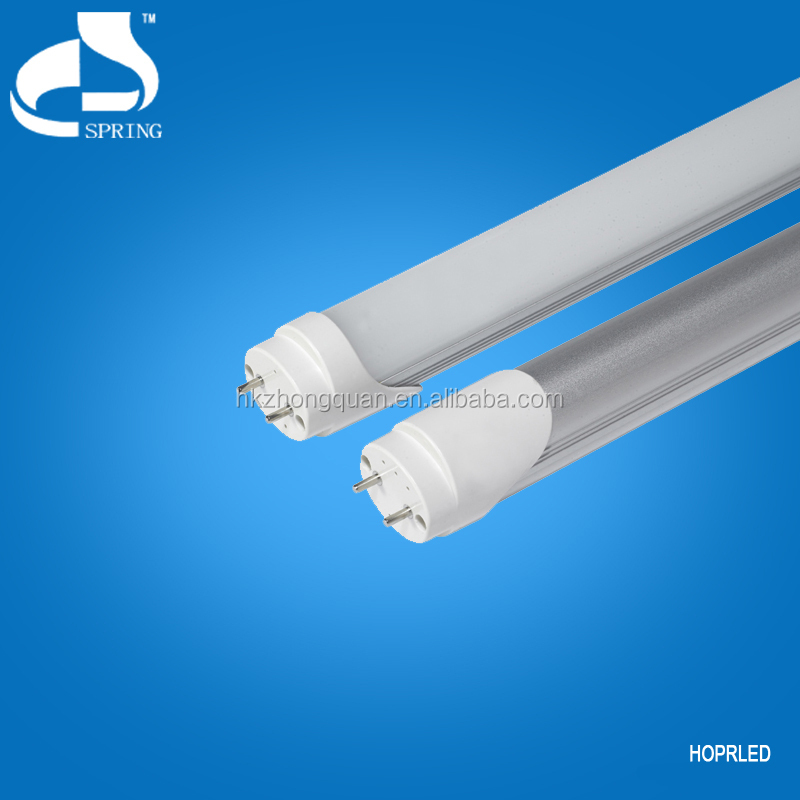 1.2m/0.6m high lumen aluminum tube connectors G13 SMD2835 light led tube