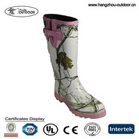 Ladies Sexy Horse Rain Boots,Ankle Blue Rubber Boots,Fashion Girls ...