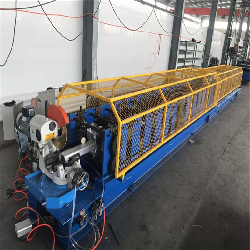 Metal Drain Pipe Downspout Roll Forming Machine Rainspout