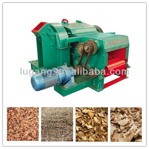 wood wood chips making machine with CE certificate
