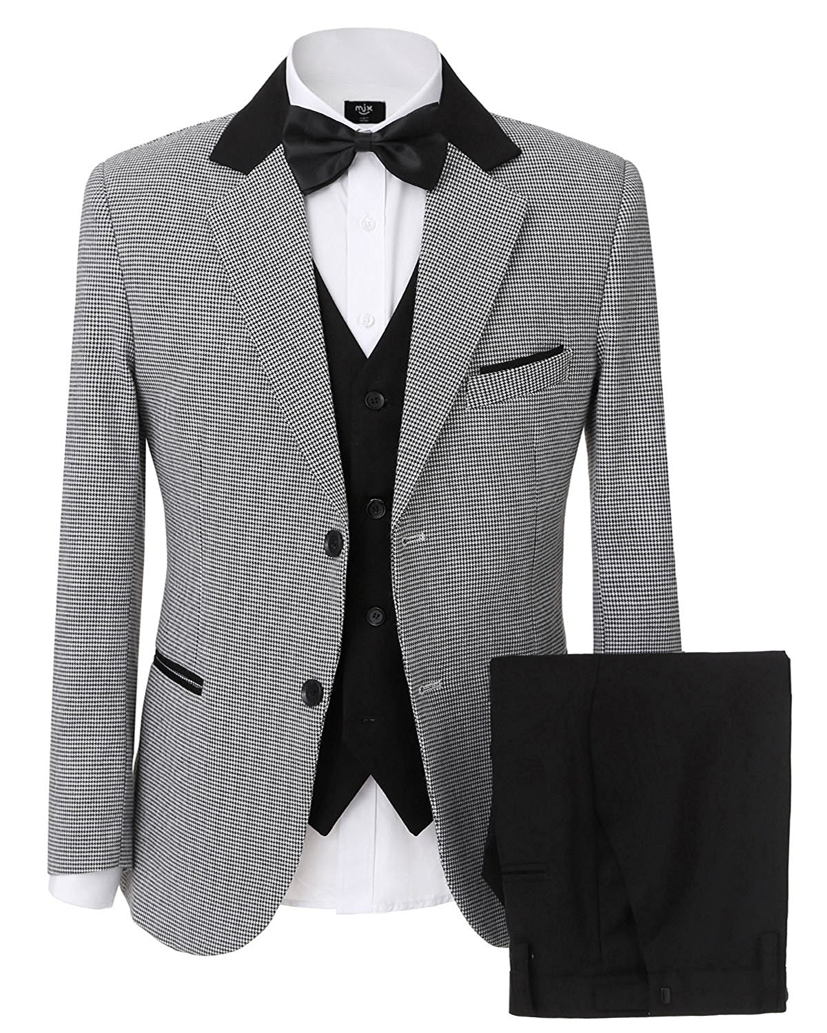 8106569bd2b9 Get Quotations · Pretygirl Men s Clothing Causal Men Suit Tailor Blazer  Suits Slim Fit Jacket and Trousers
