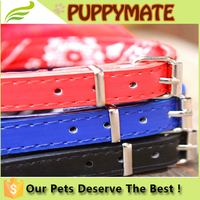 Adjustable button collar dog supplies pet clothes decorations triangle dog scarf