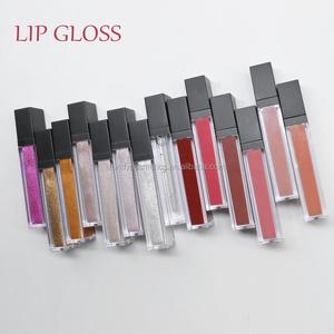 Cosmetics private label Lip Gloss Wholesale Liquid Matte Lipstick  moisturizing Lip Gloss