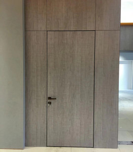 good price flush door design plywood door with invisible hinges