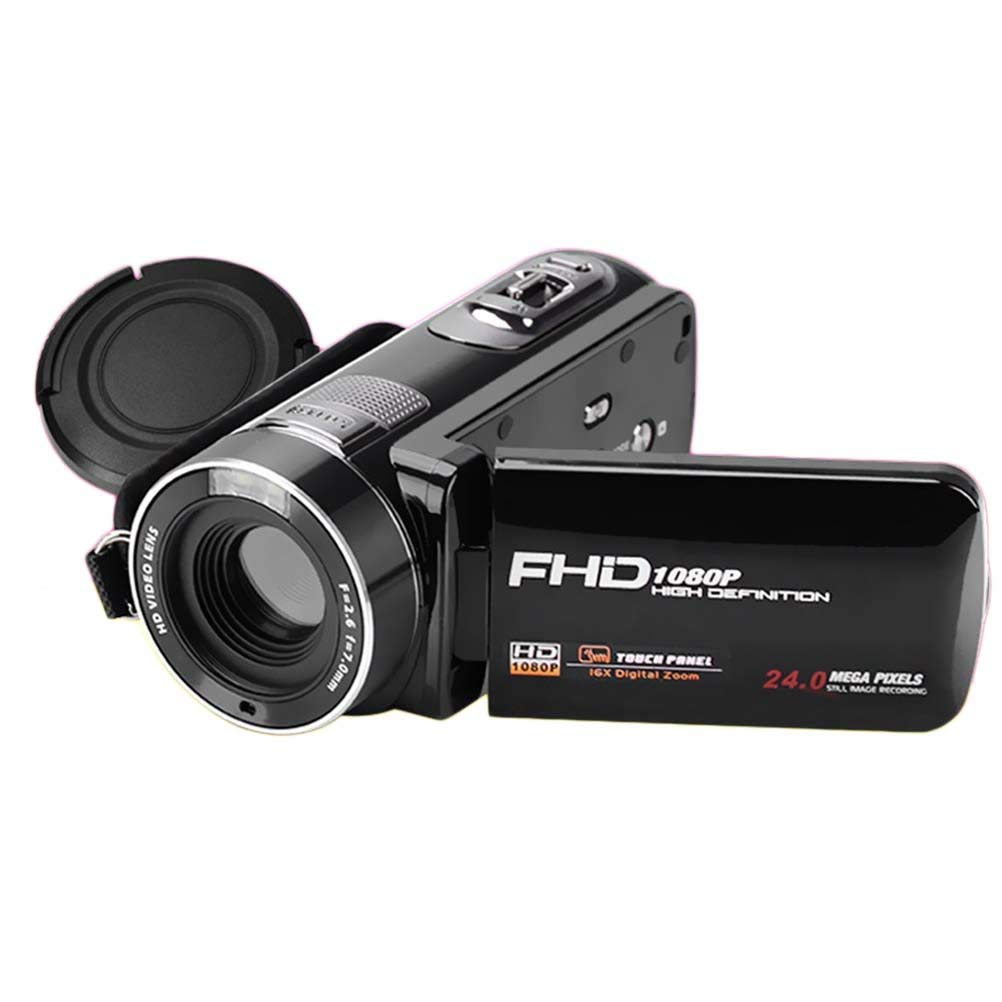 Compatible with Veho VCC-003-MUVI-BLK /& VCC-003-MUVI-PRO DURAGADGET Handy Black Camera Wrist Strap