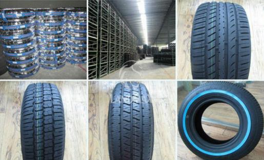 High Performance Car Tyre