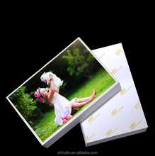 128g inkjet matte cast coated photo paper with 50 sheets per pack