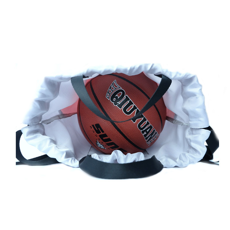 China Supplier New Arrival Drawstring Backpack Basketball Bag Sports accessories