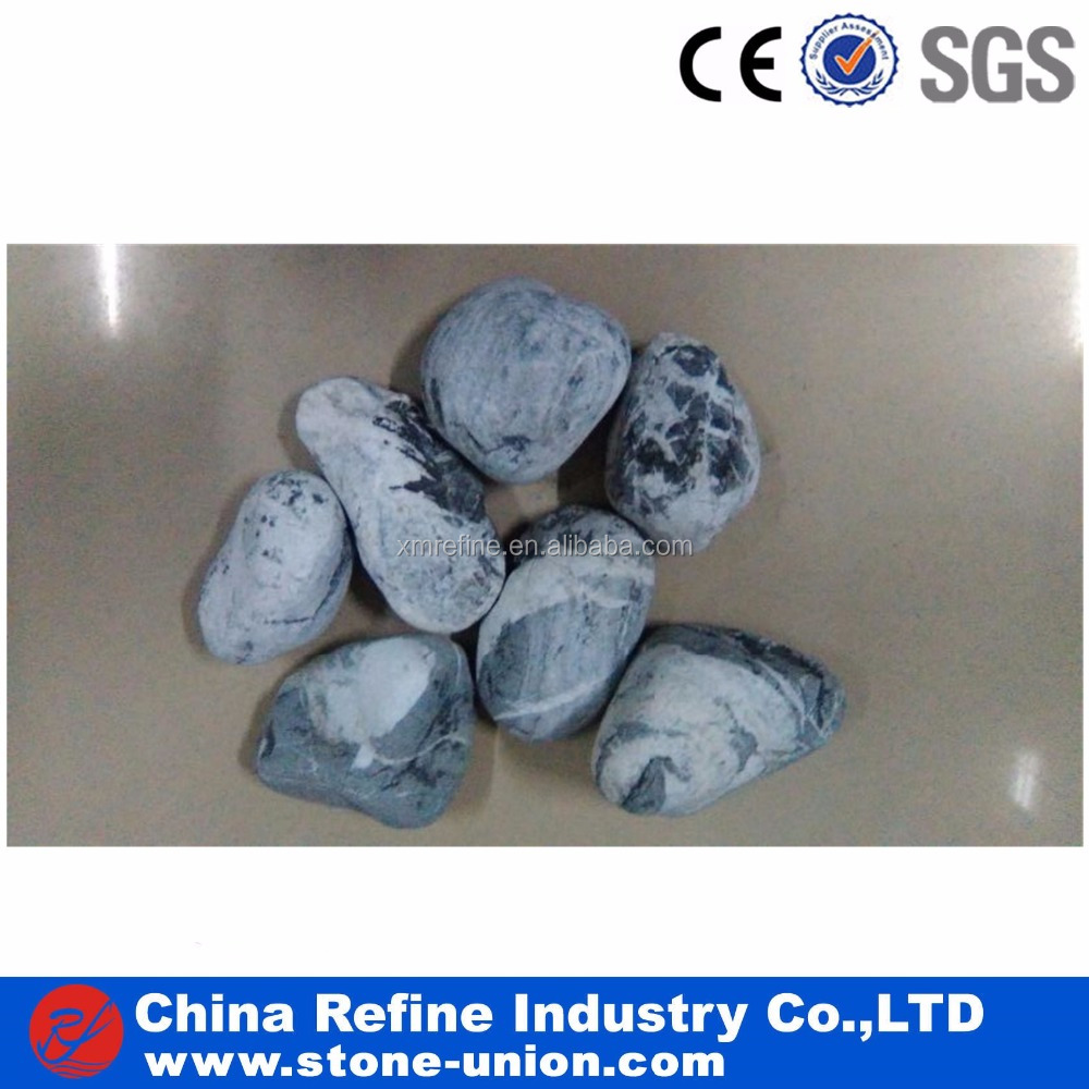 China Factory Price Garden Landscaping Grey Pebble Stone