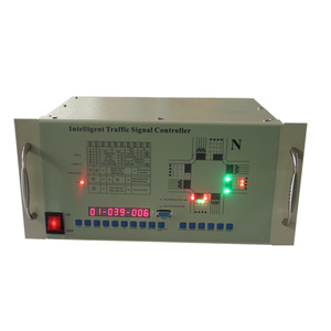 Wireless Traffic LED signal light controller factory