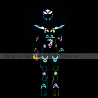 Tianchuang laser show led tron costume