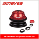 "1-1/8"" Gineyea GH-182 Semi-integrated threadless Bike headset for mountain Bike Electric Bike"