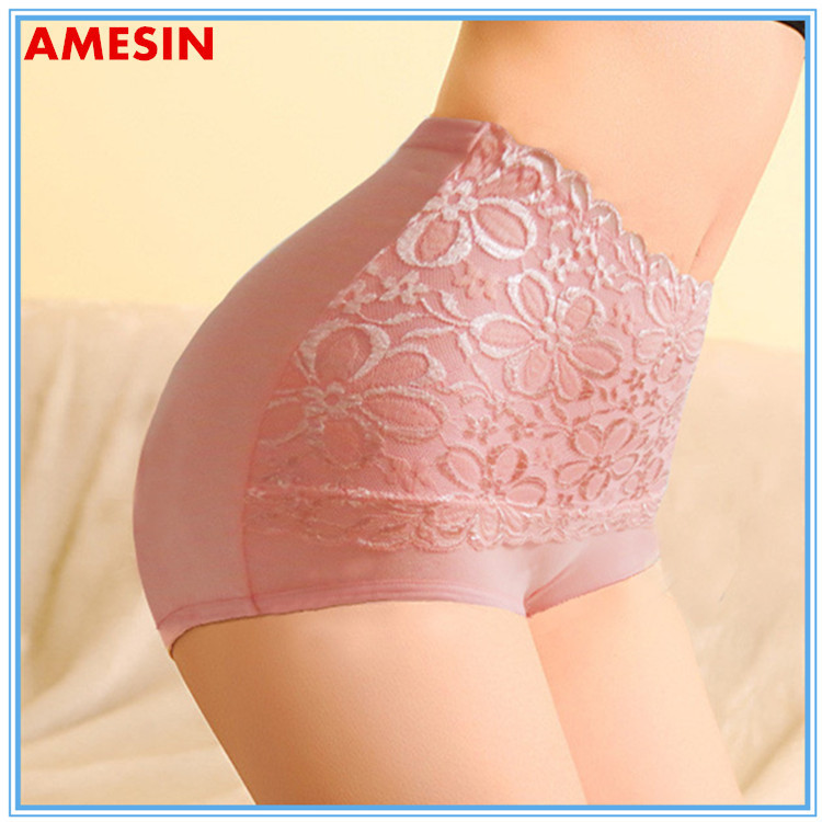 High Quality Nude Slimming Panty Cotton Ladies Sexy Inner Wear Underwear