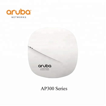 High Density Aruba 300 Series 300mbps In Wall Wireless Access Points