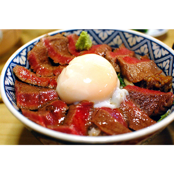 Kumamoto Red Fresh Beef Meat With Rich Variety