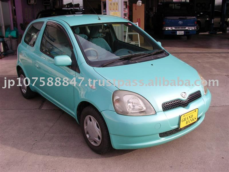 1999 Toyota Vitz 60,000km japanese used car