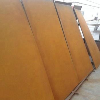Corten Steel Panels Roof Sheets