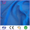 Mesh football jersey fabric/big hole eye bird fabric for t shirt