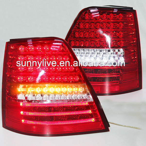 대 한 KIA Sorento led tail lamps 2002-2006 년 Red Color ㅁ